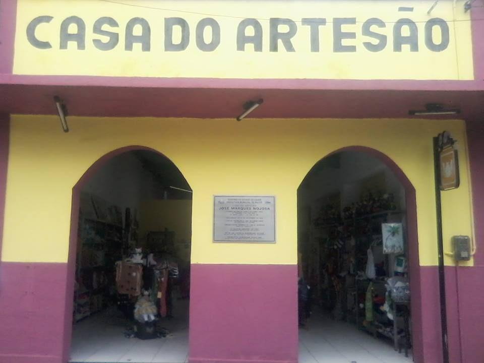 Casa do artesão de Pacoti-Ce