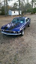 Ford : Mustang Coupe 2 door Muscle car, V8, coupe, 351W, black