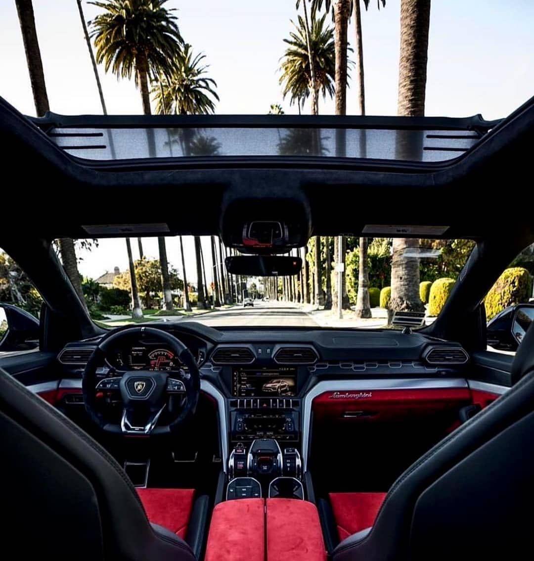 Lamborghini Urus Interior What Do You Think Of This Interior Lambos Lamborghiniurus Urusinterio Lamborghini Urus Interior Luxury Car Interior Car Interior