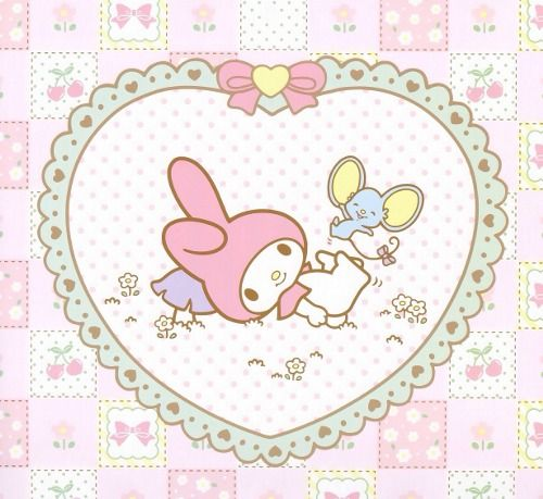 Pin By Shelby Kit On Kawaii My Melody