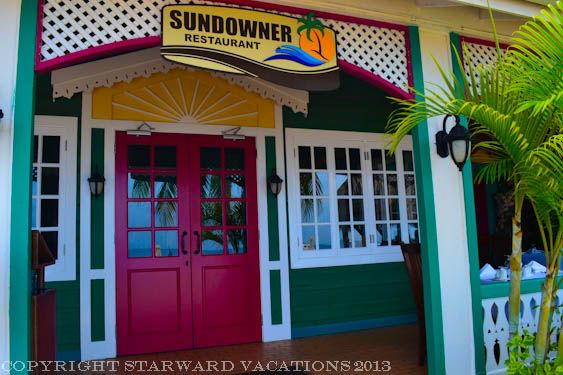 This Is A Very Unique Restaurant Sundowner Which Is A Authentic Jamaican Cottage They Serve Three Meals A Day He Unique Restaurants Caribbean Vacations Negril