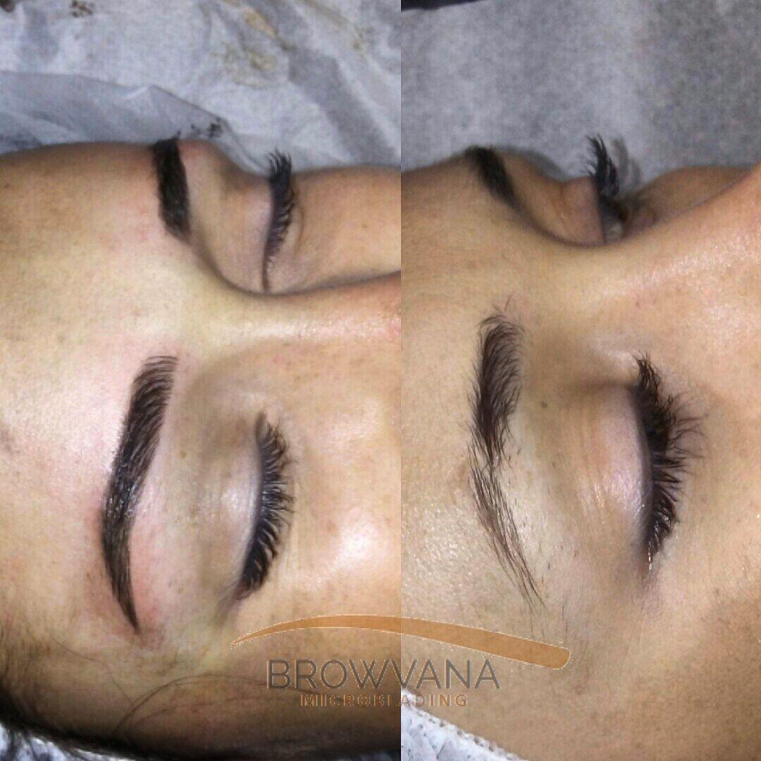 browvana com eyebrow microblading Boca Raton, Florida | Microblading