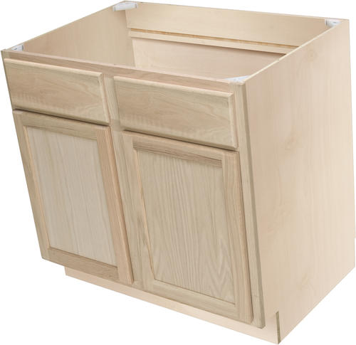 Quality One 36 X 34 1 2 Unfinished Premium Oak Sink Cooktop Kitchen Base Cabinet In 2020 Base Cabinets Kitchen Base Cabinets Unfinished Cabinets