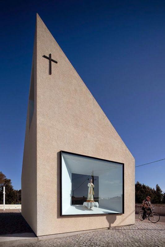 Capela de Santa Filomena by Pedro Maurício Borges