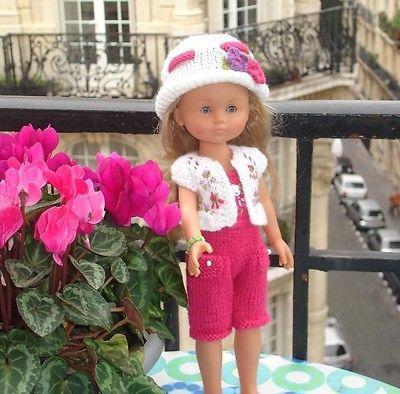Vetement-poupees-Corolle-Les-Cheries-Paola-Reina-Little-Darling-33-cm