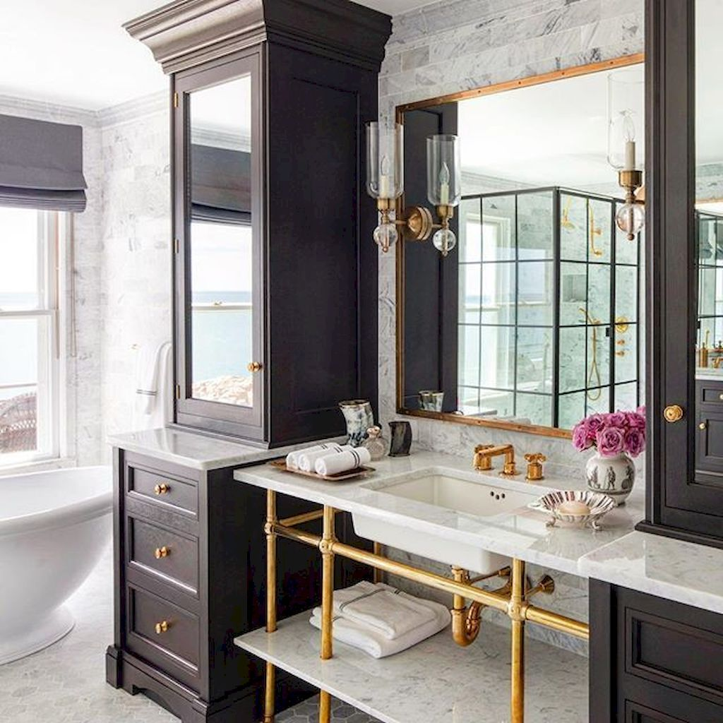 200 get a gorgeous and glamorous look for your bathroom bathroom rh pinterest it