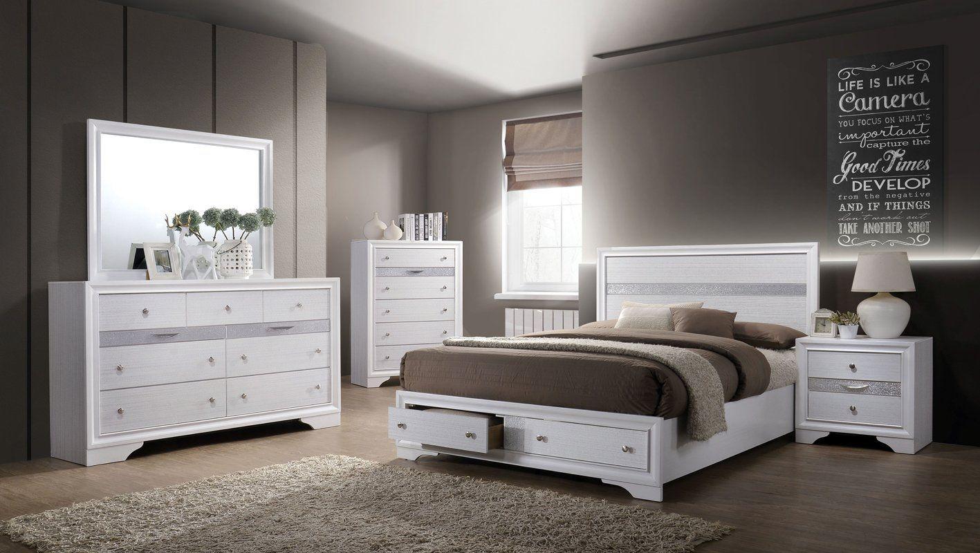 Hawkesbury Standard Configurable Bedroom Set Bedroom sets