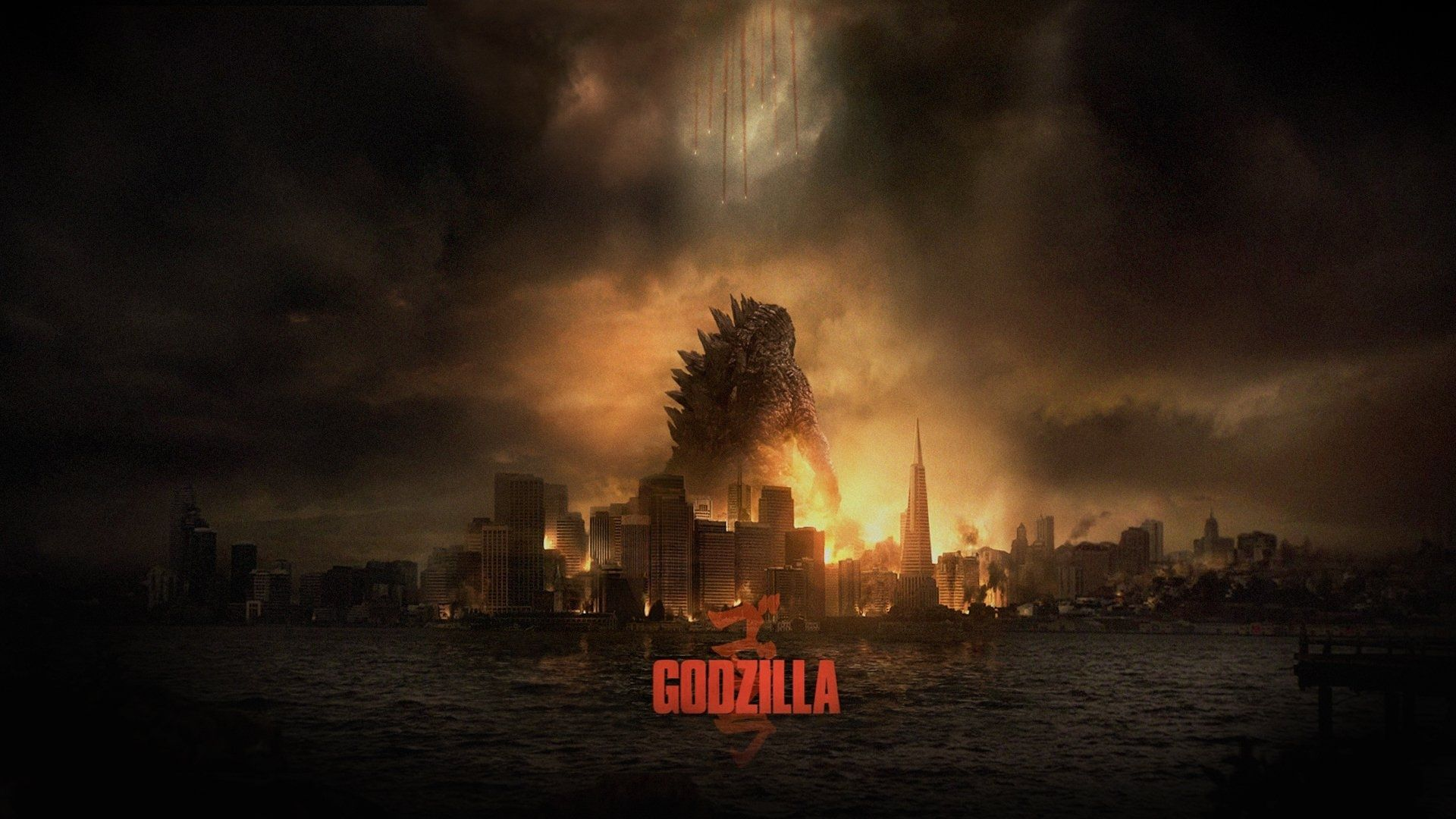 10 Best Godzilla 2014 Wallpaper Hd FULL HD 1920×1080 For