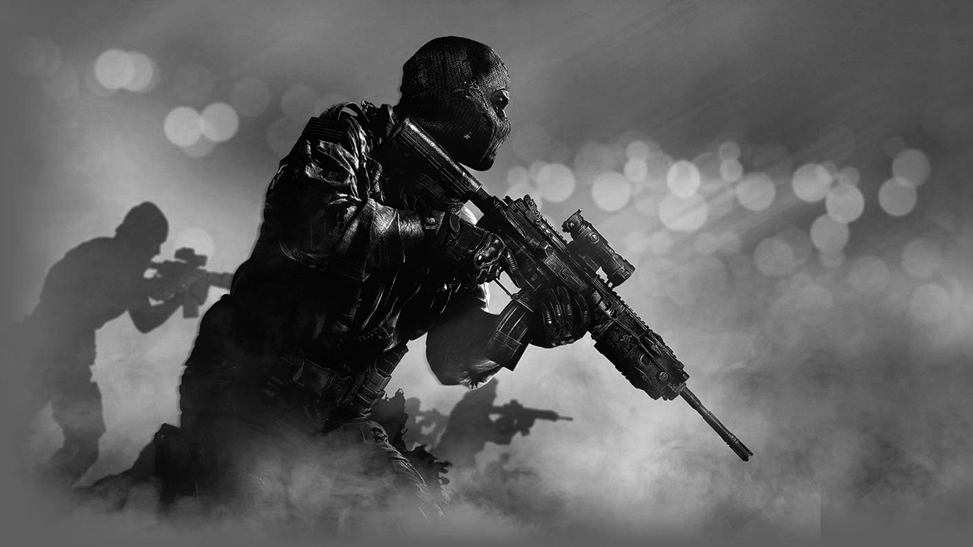 Video Game Call Of Duty Ghosts Wallpaper Call of duty
