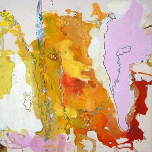 Robert Spellman Studio, abstract art, Studio 100