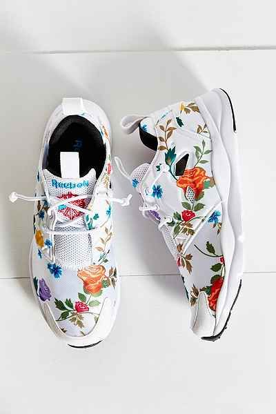 adidas Originals ZX Flux Tropical Running Sneaker | Casual