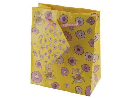 Happy easter party spring small rabbits flowers gift bag happy easter party spring small rabbits flowers gift bag wholesale lot of 36 negle Choice Image