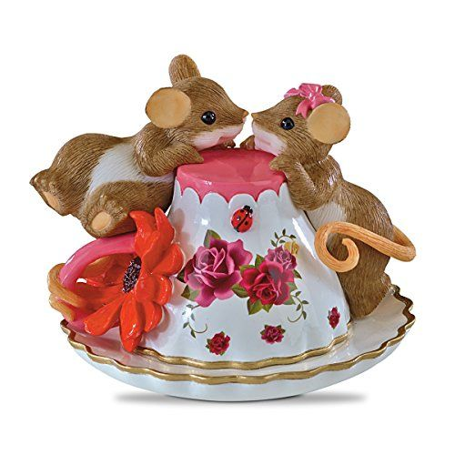 Charming Tails Figurine: A Teaspoon of Sunshine Teacup Figurine by The Hamilton Collection Hamilton http://www.amazon.com/dp/B0160D19LY/ref=cm_sw_r_pi_dp_Sfenwb1YW379T