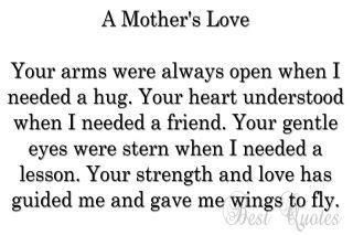 Joy Of Mom On Instagram There Is Nothing As Powerful As A Mother S Love And Nothing As Healin Daughter Love Quotes Mom Quotes From Daughter Daughter Quotes