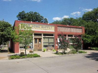 Old Home Supply House Fort Worth Best Antique Stores In Texas