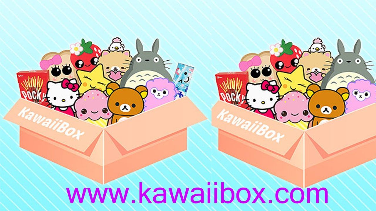 Kawaii Box -Il paradiso del Kawaii Review / Recensione ✿