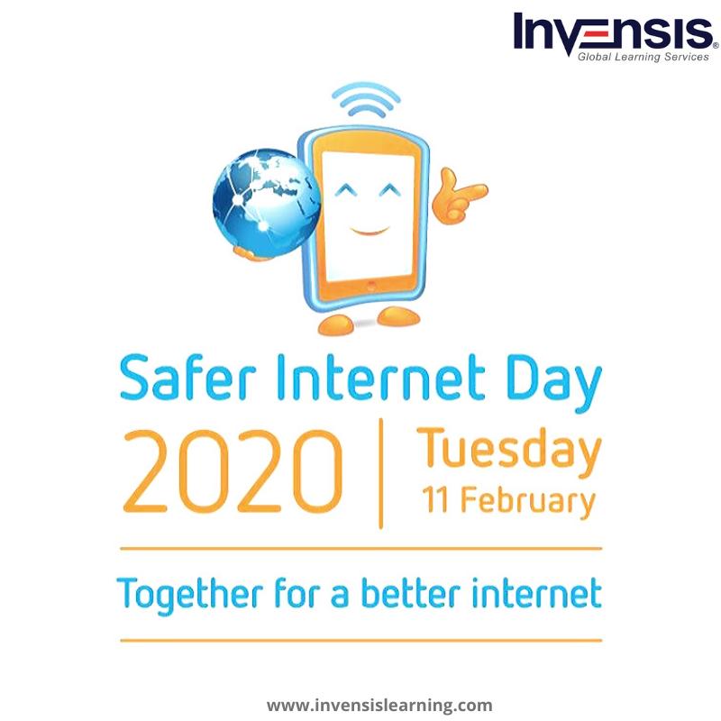Safer Internet Day 2020 In 2020 Safe Internet Online Safety Create Awareness