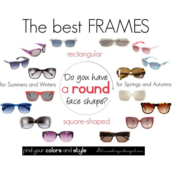 the best frames for round face shape by thirtysomethingurbangirl on polyvore featuring burberry jimmy choo