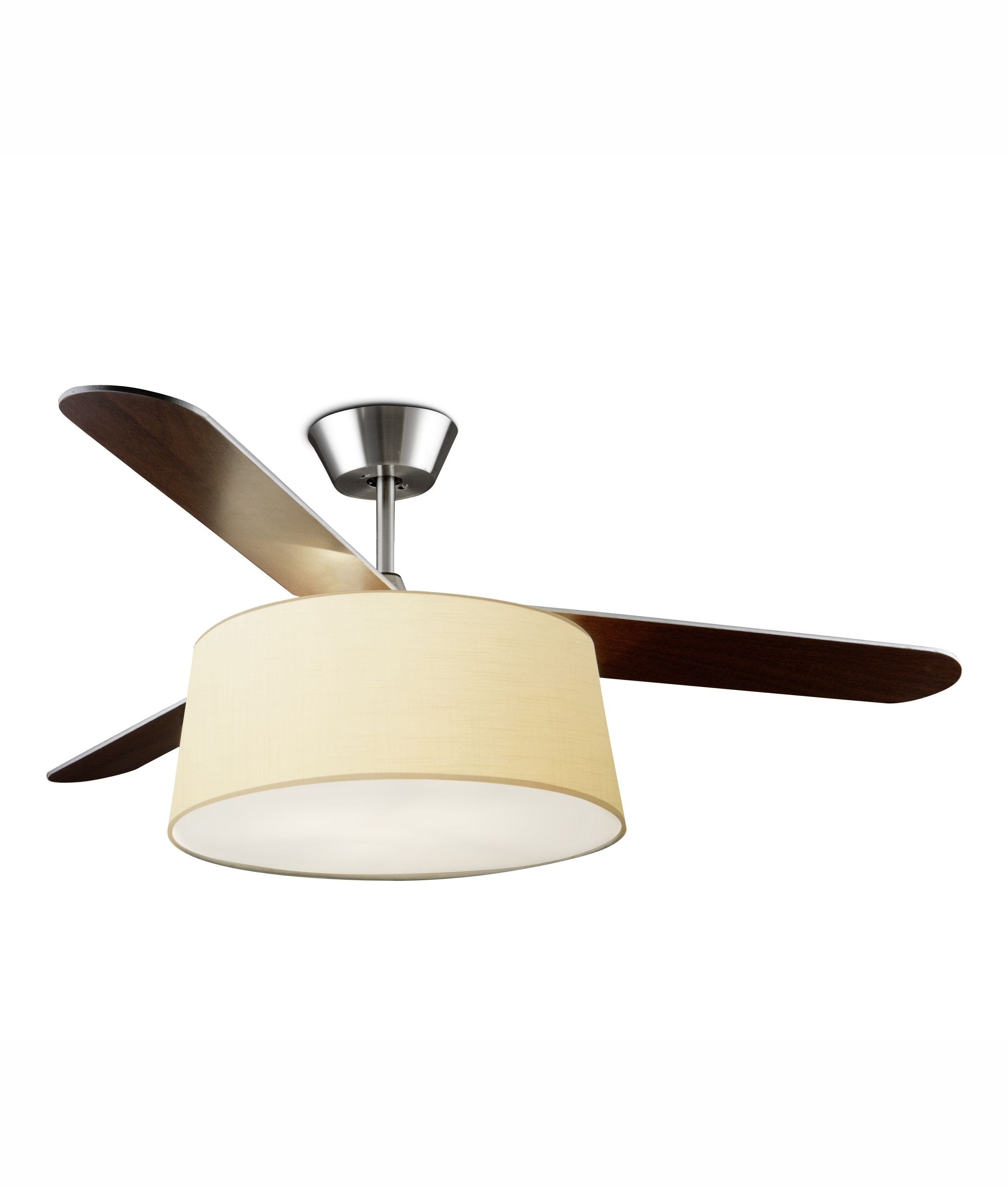 Modern Ceiling Fan With Drum Light Shade Ceiling Fan With Light Ceiling Fan Modern Ceiling Fan