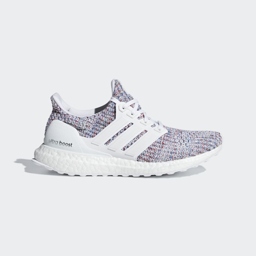 8b17f24969f Ultraboost Shoes Cloud White   Cloud White   Active Red DB3211