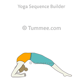 Revolved Pose A Yoga Parivrttasana A Yoga Sequences Benefits Variations And Sanskrit Pronunciation Tummee Com Inversions Yoga Poses Yoga Inversions Backbend Poses