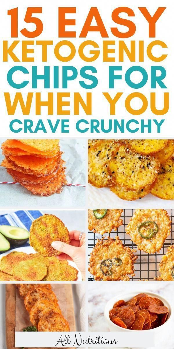 Make keto crackers keto cheese chips and other little crunchy snacks Enjoy these chips and have fun eating a low carb diet