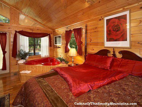 Satin Sheets Luxury Honeymoon Suite Honeymoon Cabin Honeymoon Bedroom