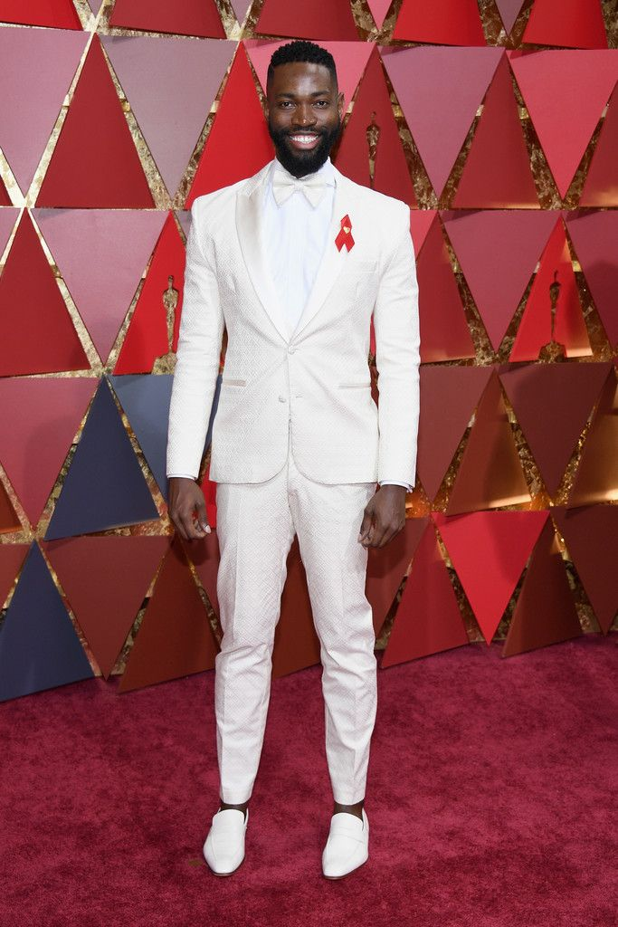 Tarell Alvin McCraney Photos Photos - 89th Annual Academy Awards - Arrivals - Zimbio
