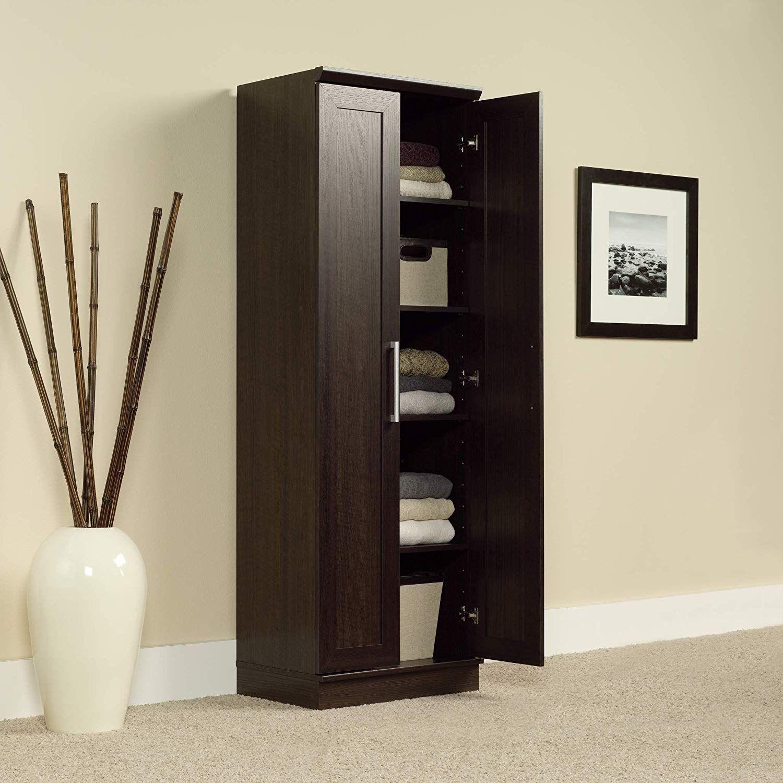 "Sauder Homeplus Storage L 23.307"" x W 17.008"" x"