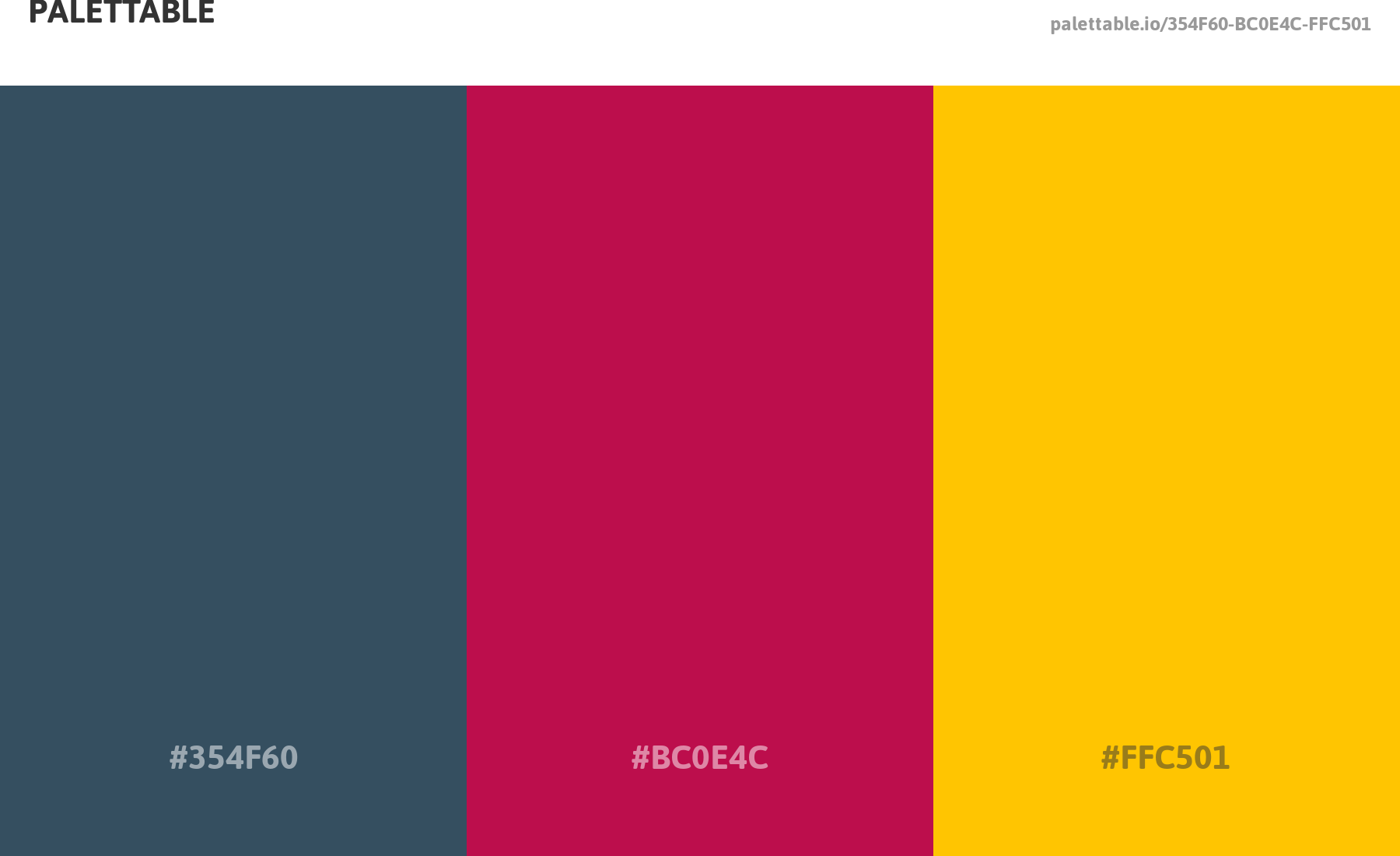 Colour Scheme Palette With 3 Colour Combination Including Dark Blue Grey Raspberry Pink Red A Color Palette Bright Bright Color Schemes Pink Color Combination