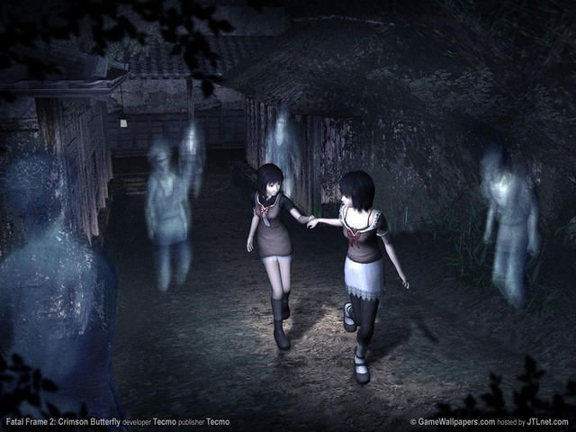 oh you know. fatal frame