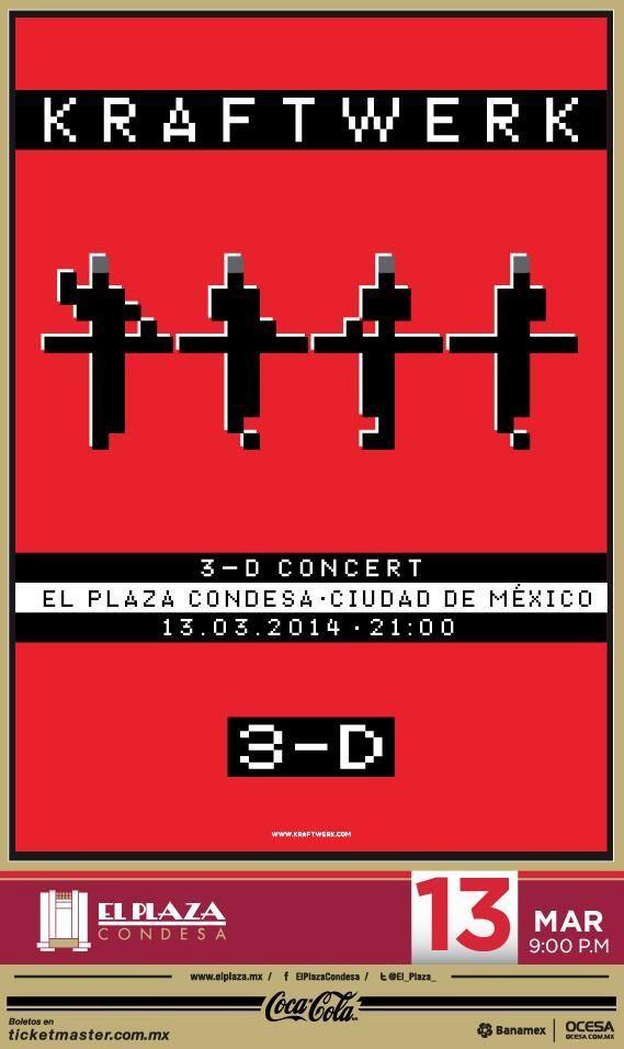 Kraftwerk en México