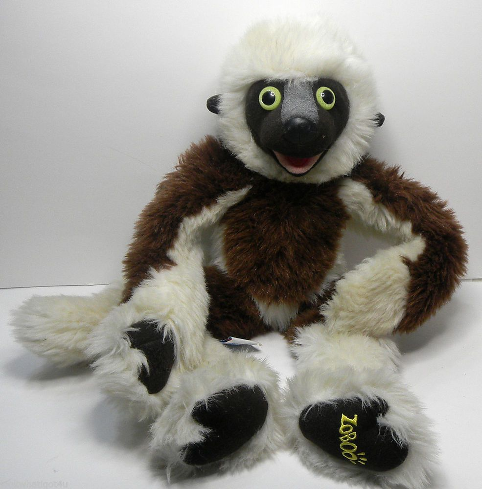Details About Zoboomafoo Plush Pbs Tv Show Character 16