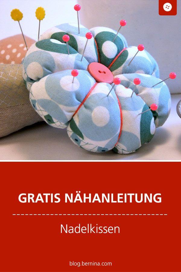 Photo of Hübsche Nadelkissen – einfach selbstgemacht » BERNINA Blog