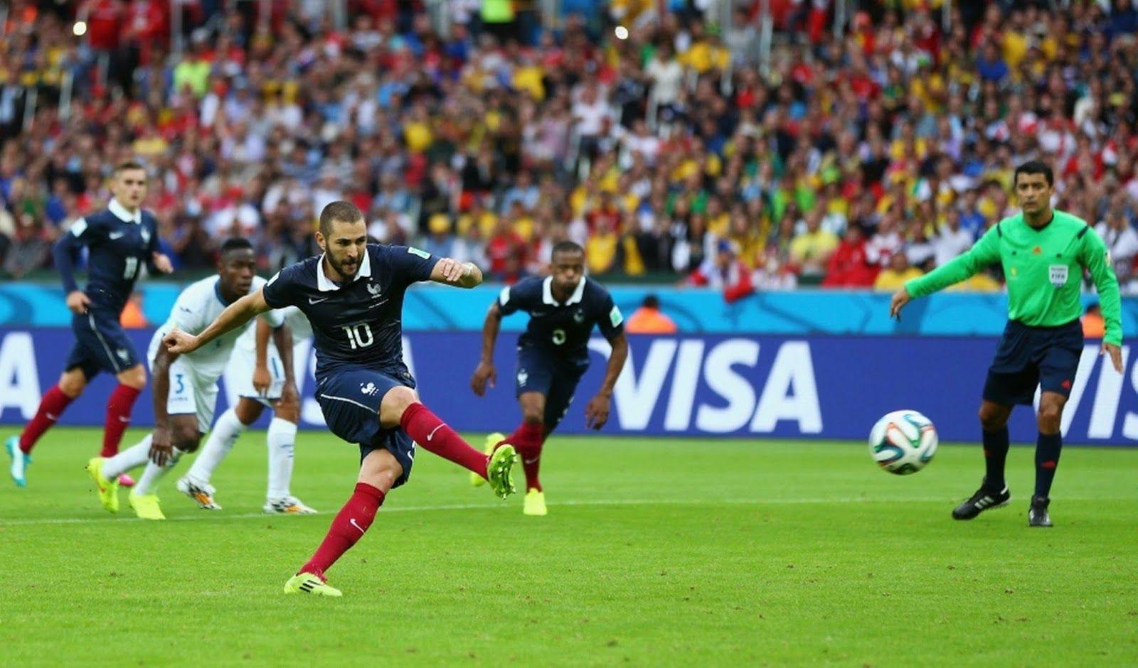 Highlights Wc 2014 France 3 0 Honduras 15 06