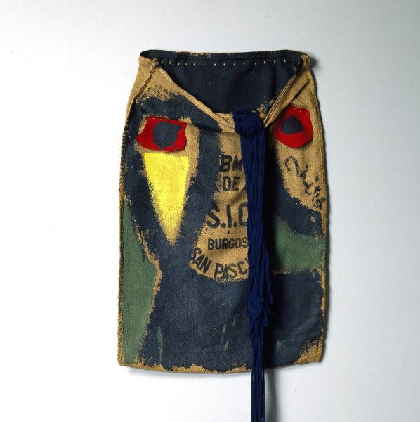 Tèxtils Joan Miró Sobreteixim-Sack 1973