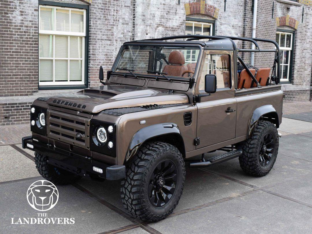El Niῆo The Landrovers Land Rover Defender Custom Land Rover Defender Land Rover