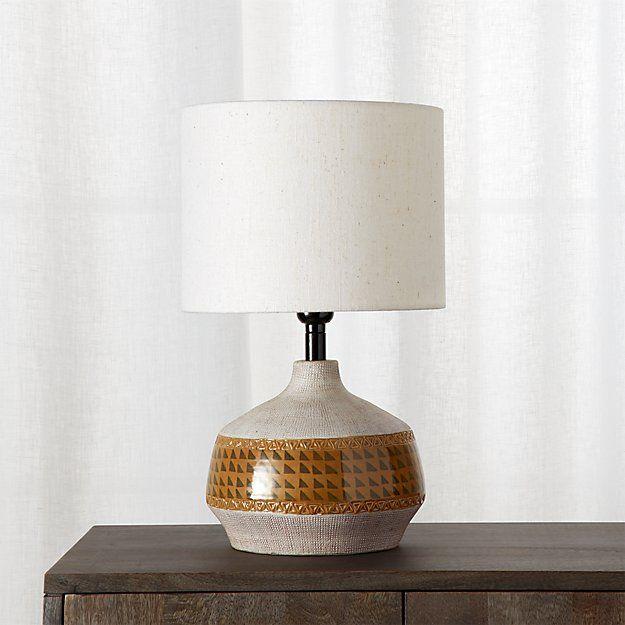 Strandon Table Lamp Cb2 Modern Table Lamp Table Lamps Living Room Table Lamp Wood #wood #table #lamps #living #room