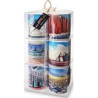 Adnams Box of 6 Beer from the Coast mugs  £39.99 | Adnams Cellar And Kitchen