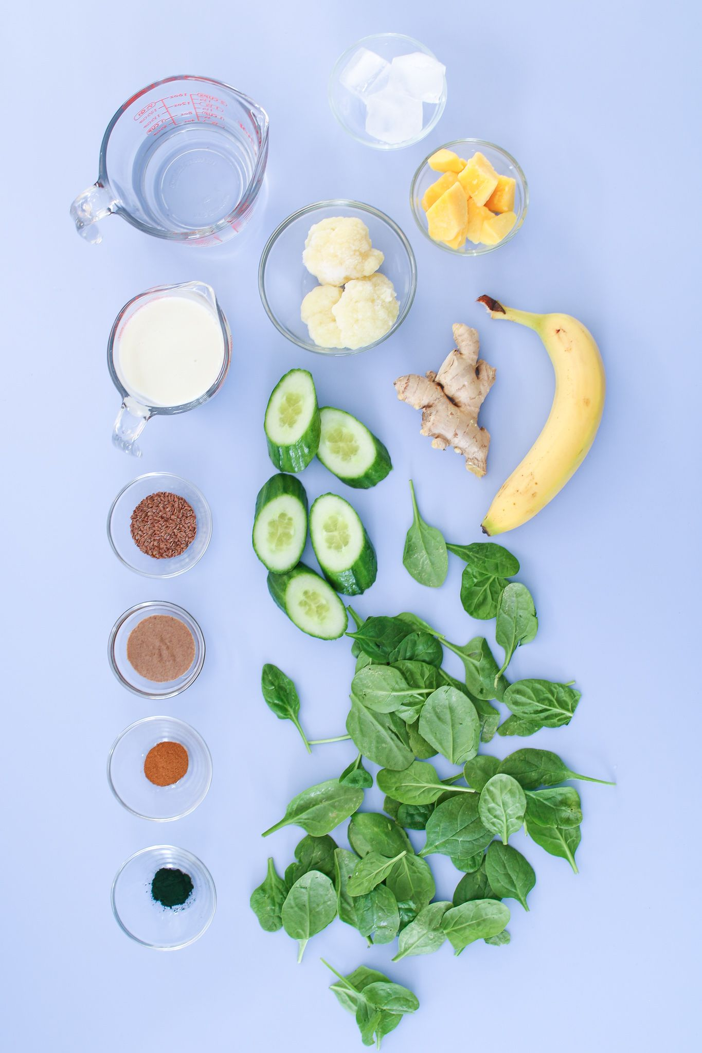 How to make the perfect green smoothie healthnut
