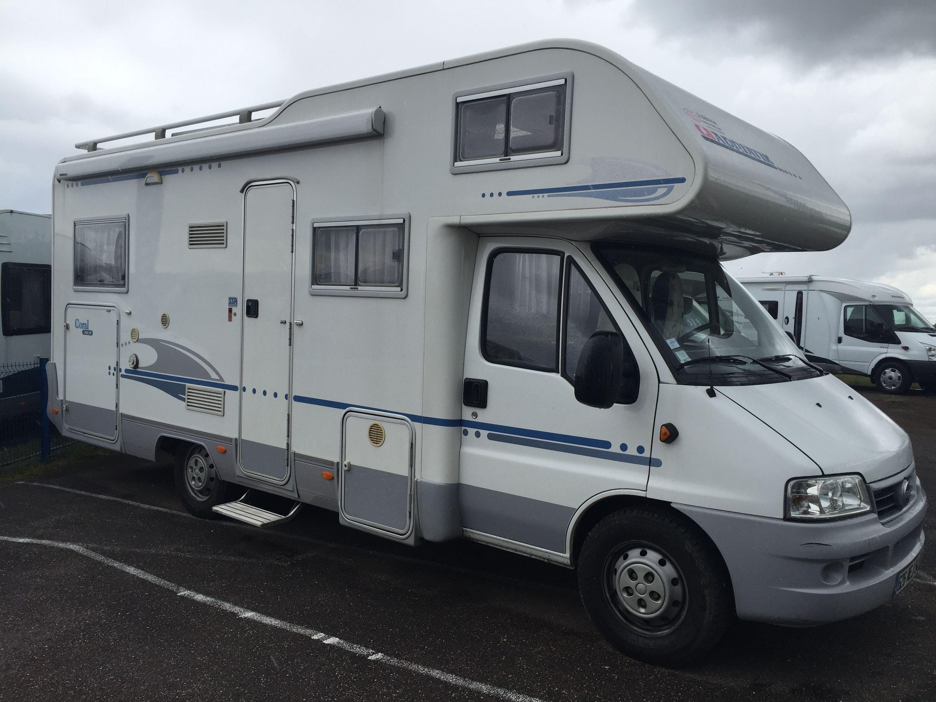 De camping camping car achat vente mobilier de camping camping - Adria Coral 655 Sp Rvcoralcampingtricks