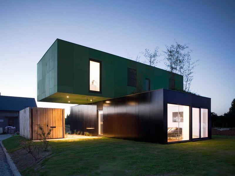30 Beautiful Modern Prefab Homes If I Was An Architect
