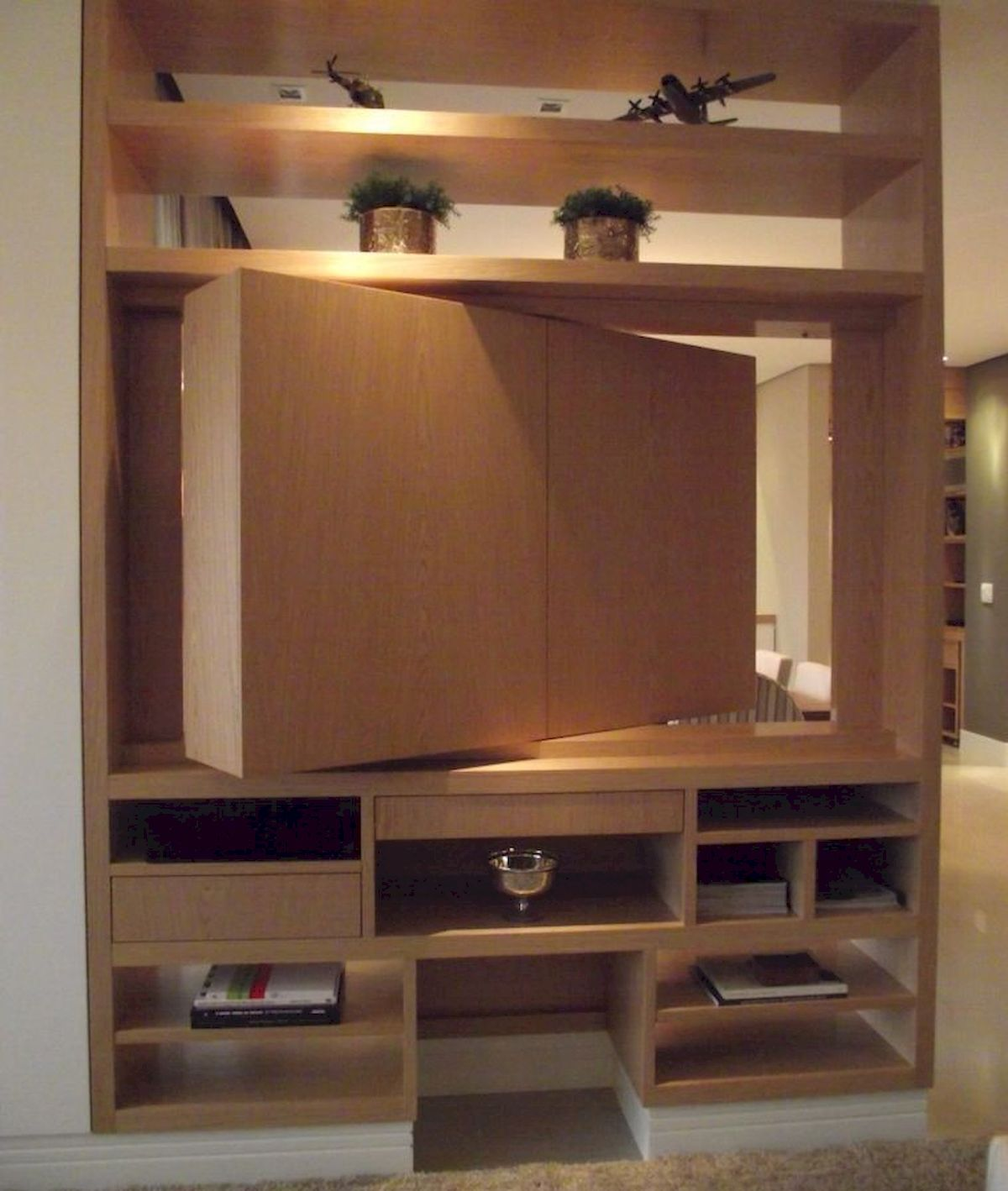 Partition Ideas For Your Home Tv Stand Room Divider Living Room Cabinets Living Room Partition