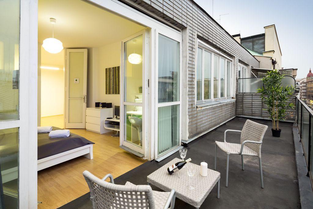 Balcony | Apartment balcony decorating, Apartment ...