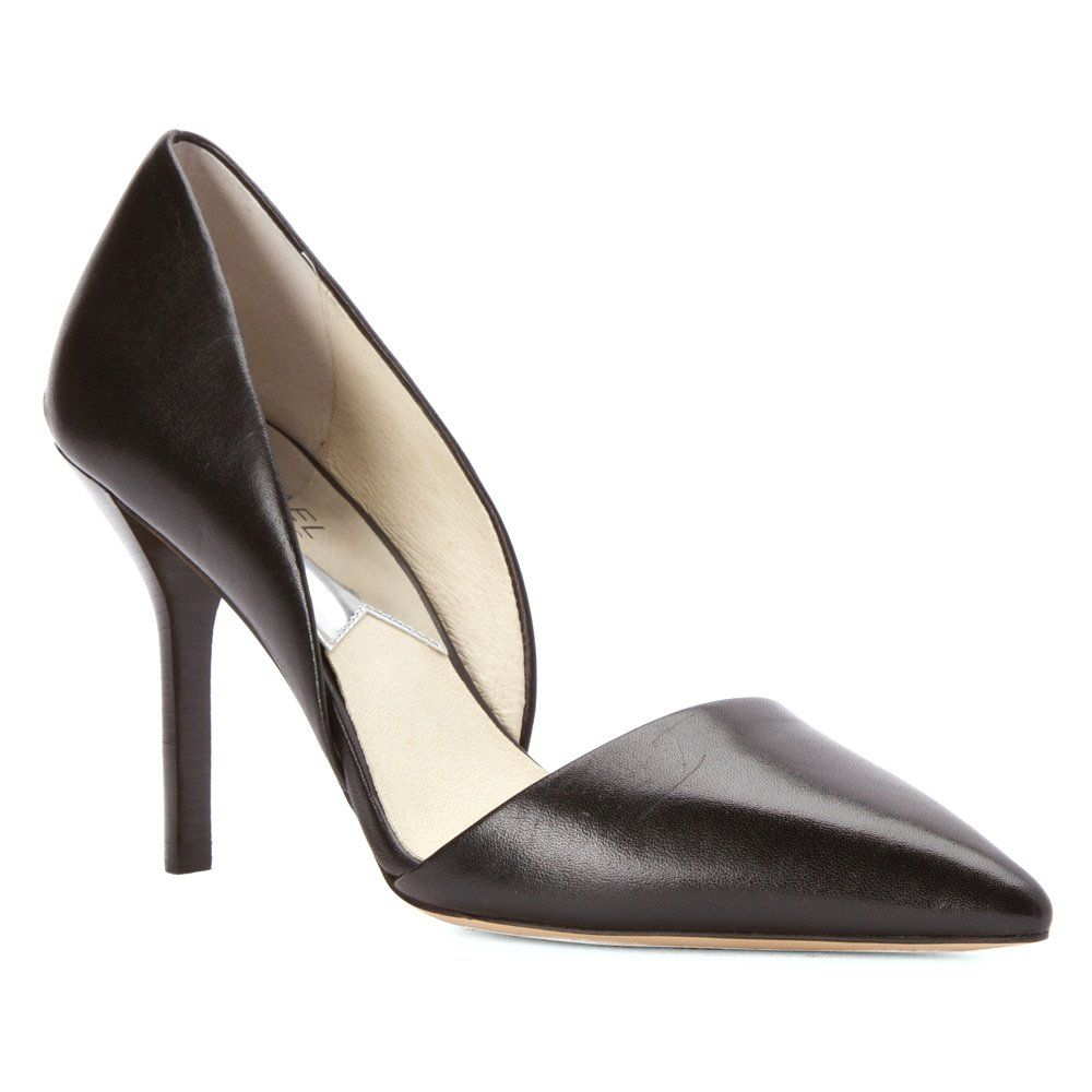 14ee1e0d2ed9 Amazon.com  MICHAEL MICHAEL KORS Women s Julieta d Orsay Pump  Clothing