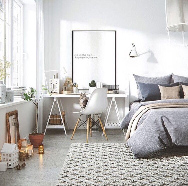 Inspiratieboost: Een Fijne Home Office In De Slaapkamer   Roomed