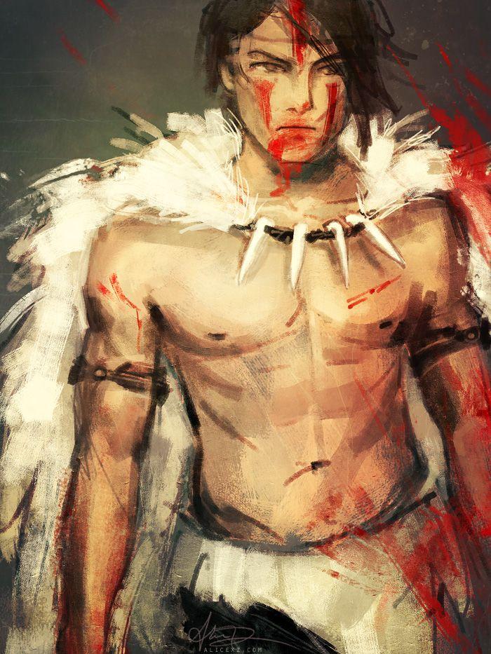 Prince Mononoke Role Reversal By Alice X Zhang Peliculas