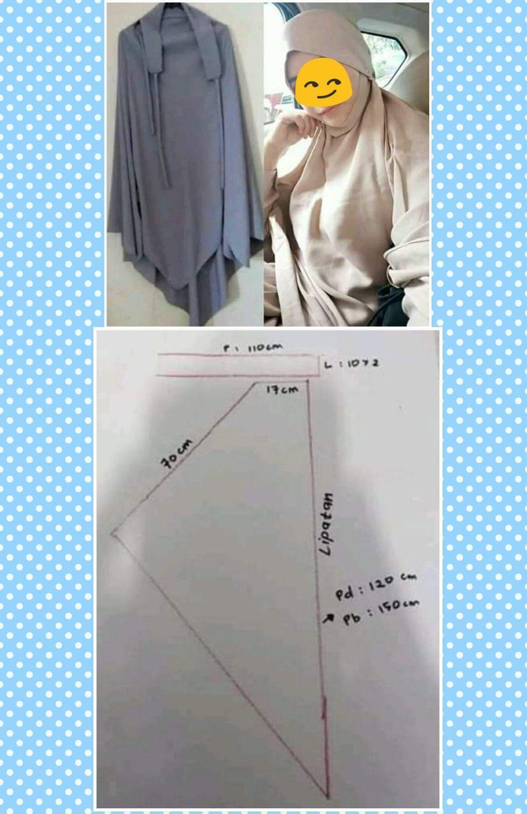 Hijab syari arab Hijab tutorial Hijab-tutorial Kebaya Turban hijab