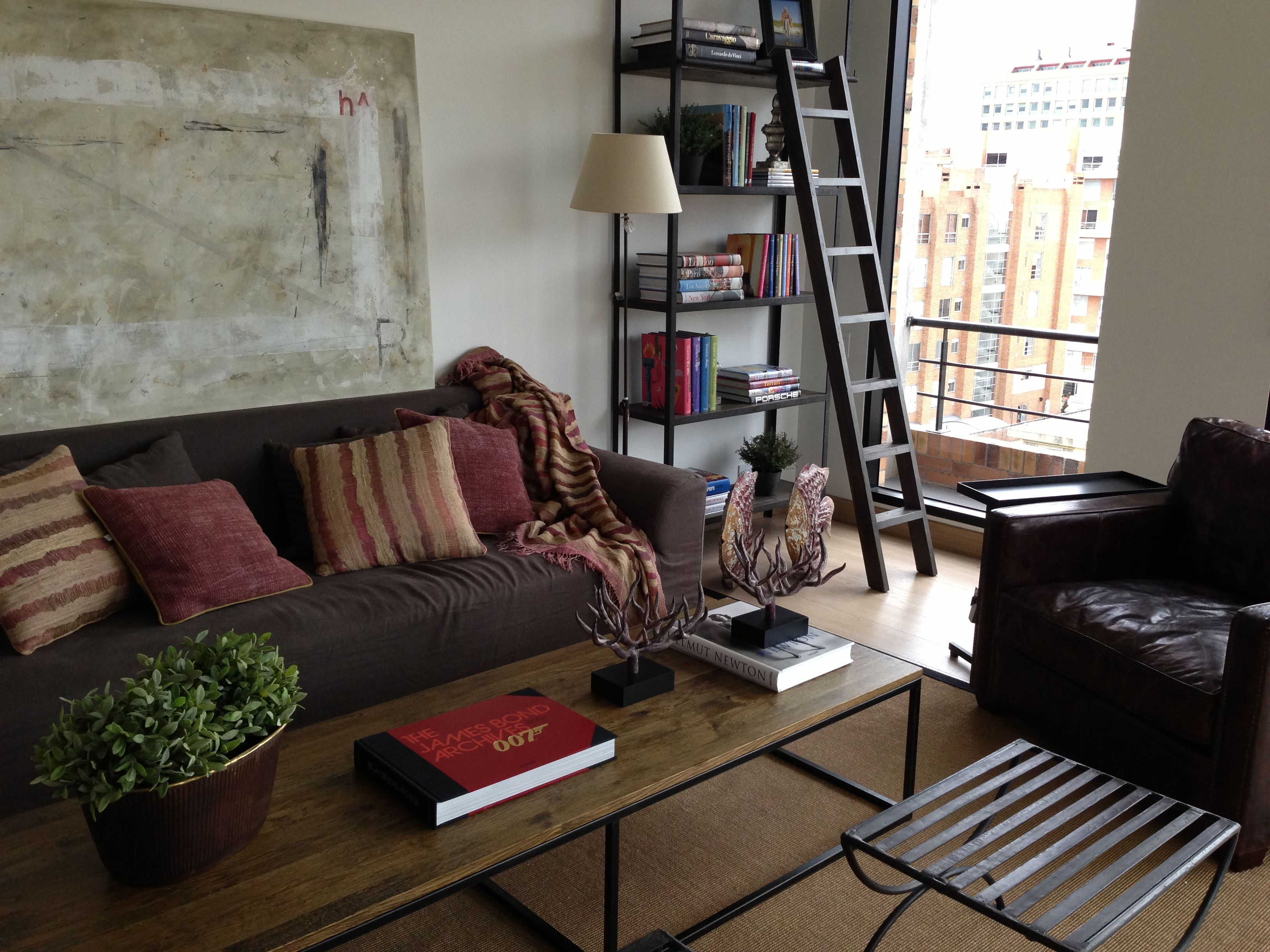 Apartamento Decorado Por Becara Bogota Proyectos Pinterest # Muebles Moon Bogota