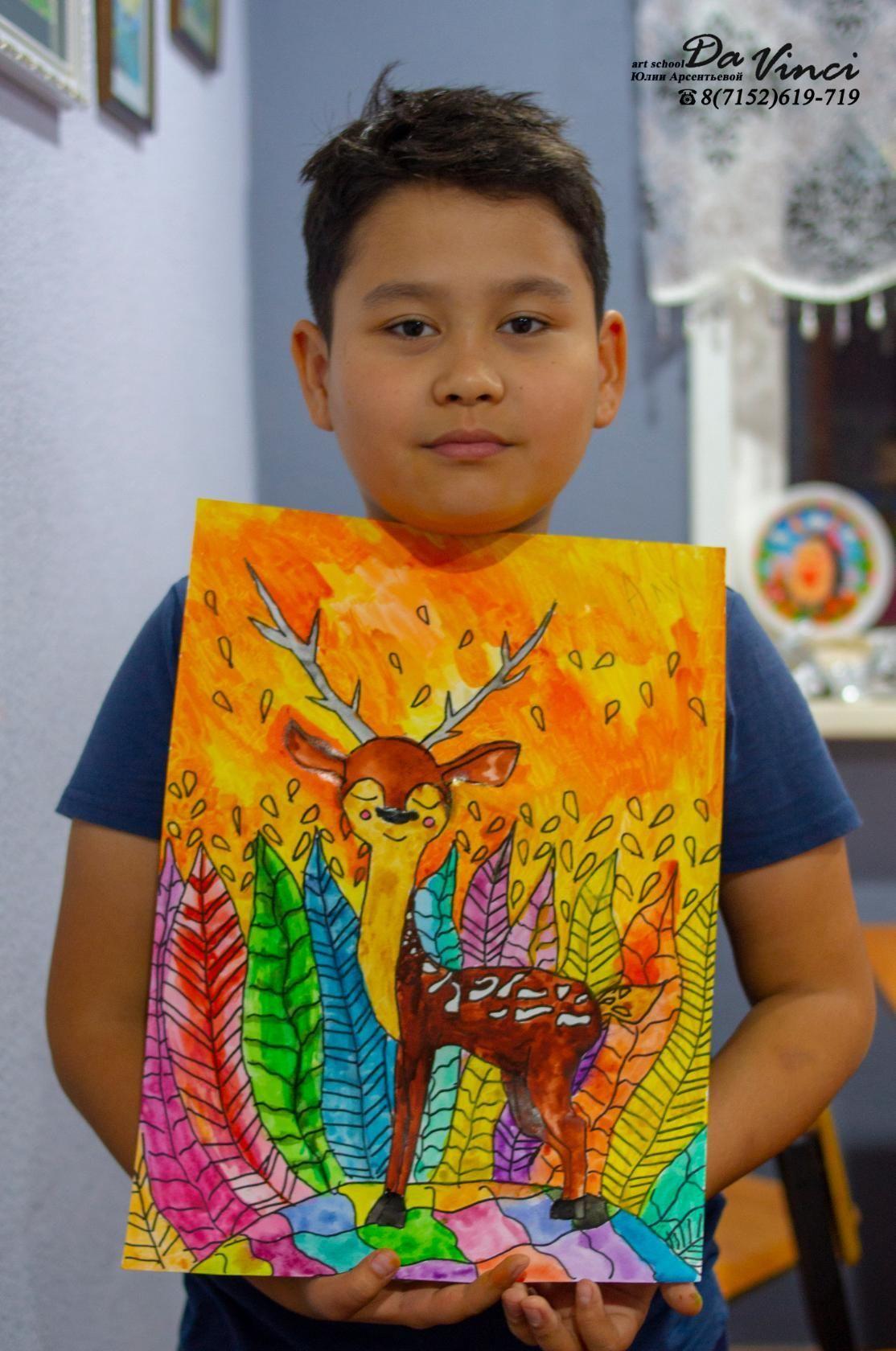 Художественная школа DaVinci — Фото | OK.RU | Детское ...